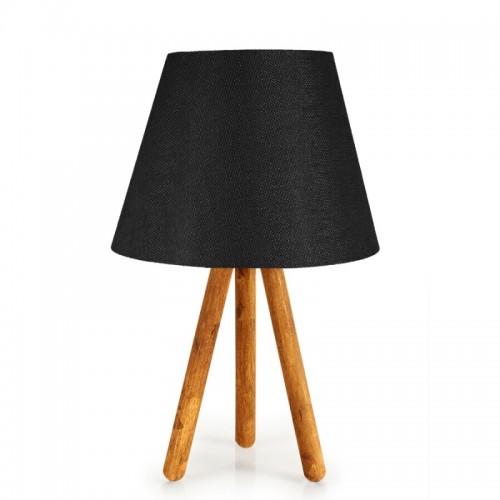 Tripod Masa Lambası Siyah