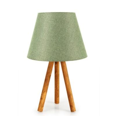 Tripod Masa Lambası Yeşil
