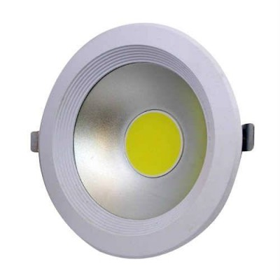 10 Watt COB Led Downlight Armatür 4 Inch