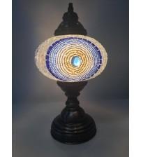 Mozaik No:3 Masa Lambası Cam