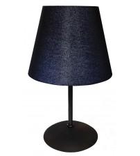 Zen Abajur Masa Lambası Siyah